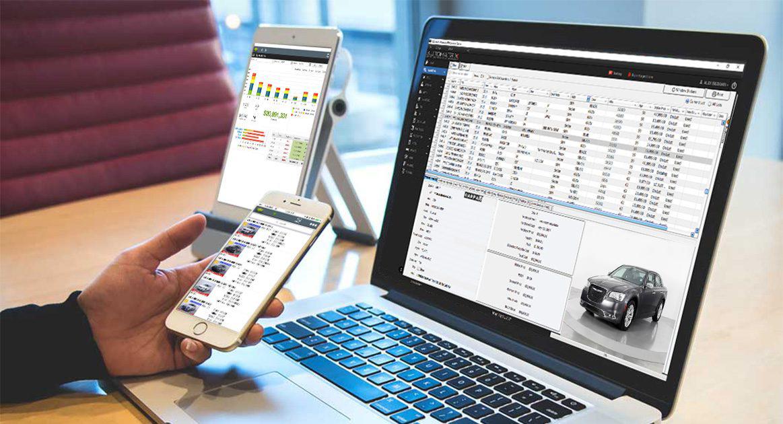 AutoMatrix Dealer DMS Software